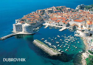 Excursions to Dubrovnik