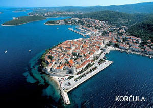 Excursions to Korcula