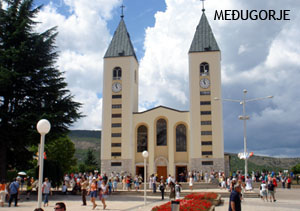 Excursions to Medjugorje