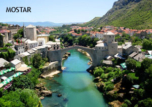 Excursions to Mostar