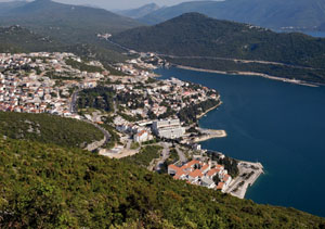 Neum Adriatic coast