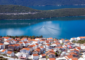 Neum adriatic sea