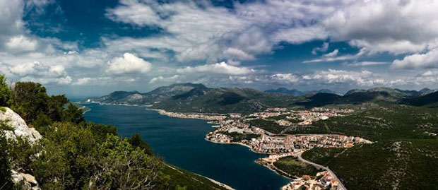 Neum Bosnia and Herzegovina coast